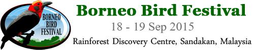 2015 Borneo Bird Festival