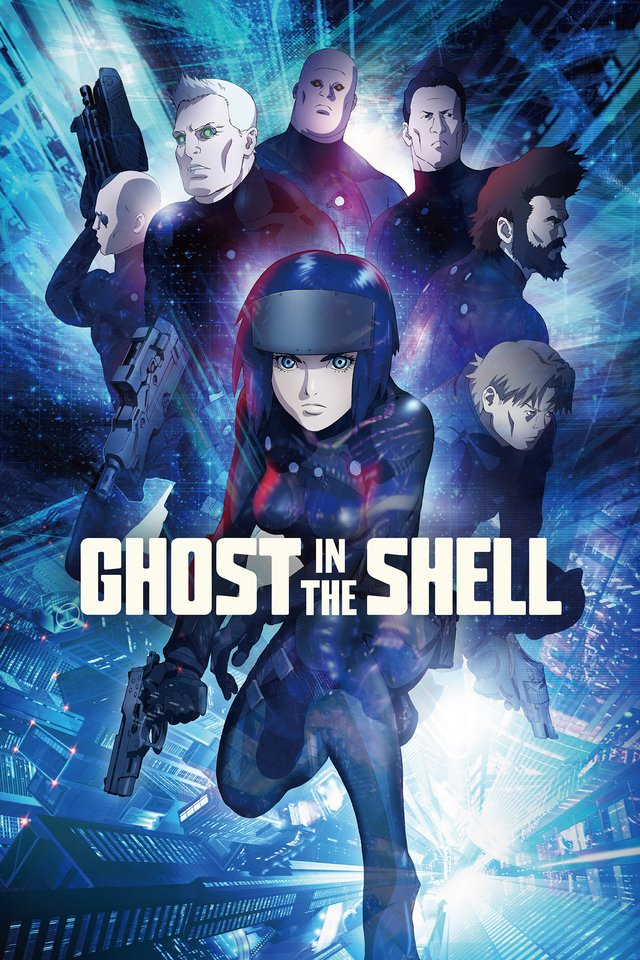 Ghost In The Shell – Legendado