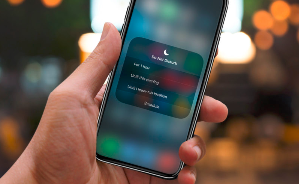 How to Get Rid of Do Not Disturb Notification iOS 12