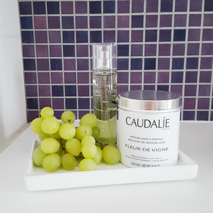 Caudalie - 1. Boutique SPA Opening in Düsseldorf - Spa Räume