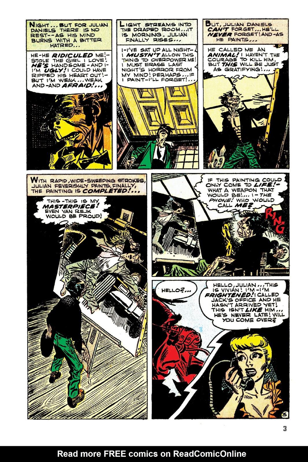 Read online The Joe Kubert Archives comic -  Issue # TPB (Part 1) - 14