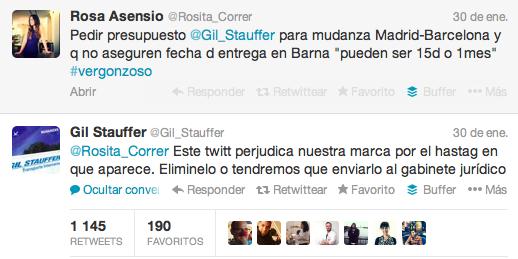 Gil Stauffer Twitter