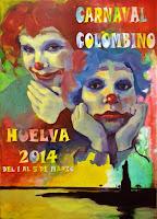 Carnaval Colombino 2014 - Estallido de color - Isabel Vallés Ayllón