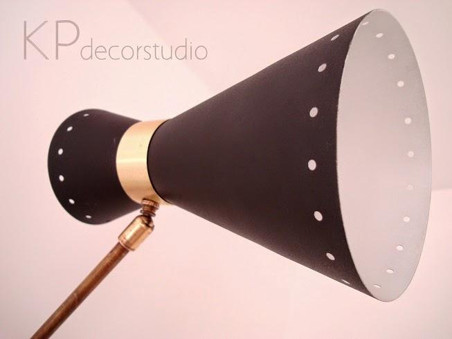 Tienda de lámparas antiguas vintage años 50 de calidad y diseño en valencia