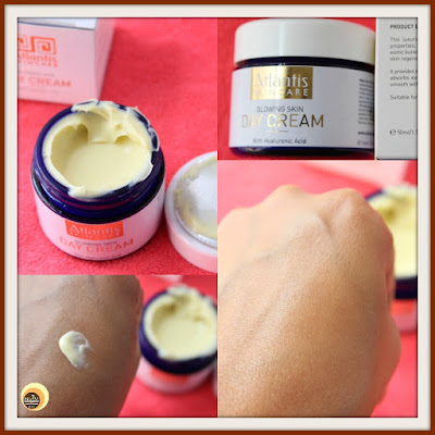 Atlantis Skincare Glowing Skin Day Cream Review