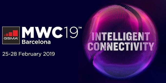 MWC 2019 - Schedule