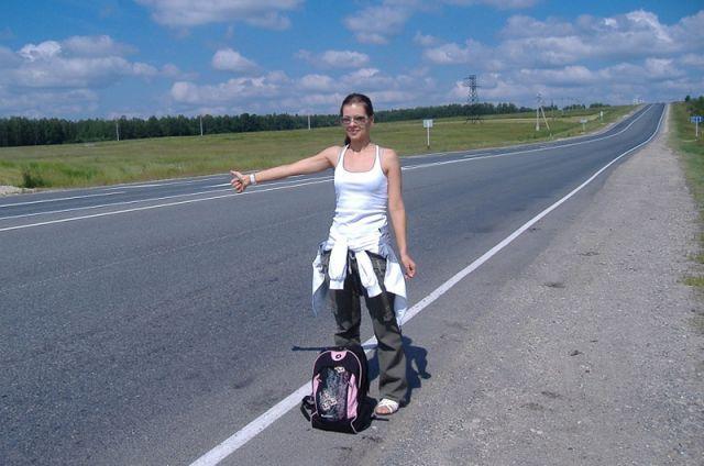 «Каждый день — приключение». Как россиянка объехала СНГ и Европу автостопом