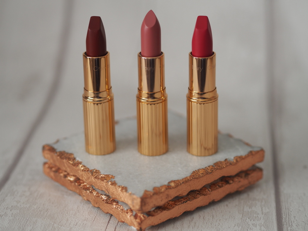 New Lip Products From Charlotte Tilbury Lovely Girlie