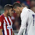 Footballer Koke calls Cristiano Ronaldo 'fagg*t!', He replies- 'Might be a fagg*t, but a very rich one' (video)