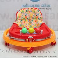 Baby Walker Tajimaku BW307 Roda 6
