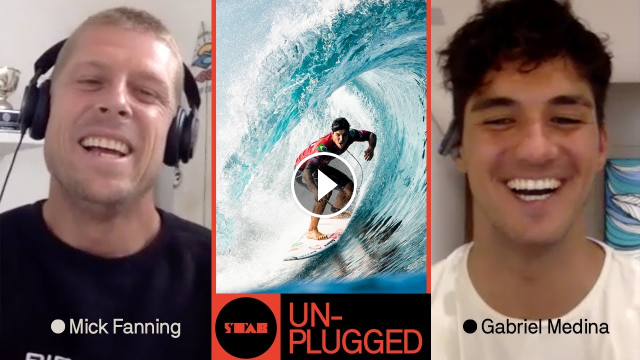 What If Gabriel Medina Was Secretly A Good Guy Stab Unplugged w Mick Fanning