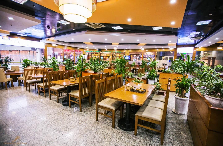 Dịch vụ chất lượng tại khu nhà ga T2 Nha Trang
