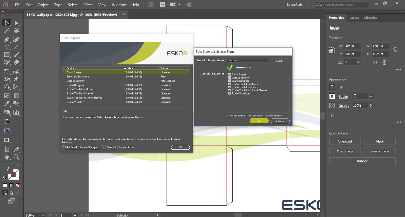 Esko Studio Essentials