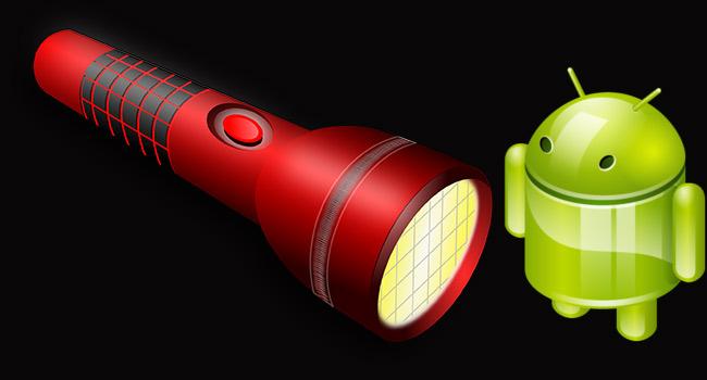 Android Telefonda El Feneri Kullan-www.ceofix.com