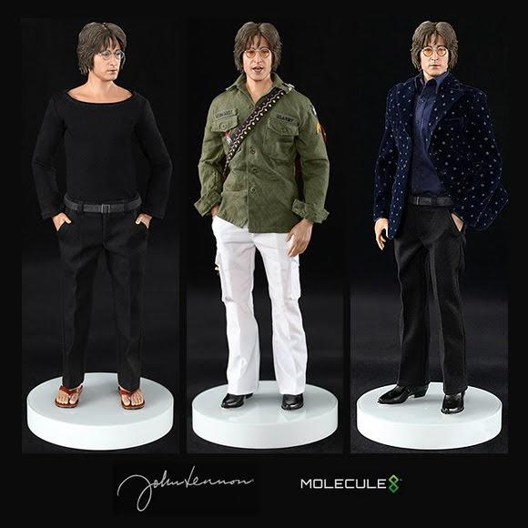 Molecule8 lance la figurine «Imagine» de John Lennon