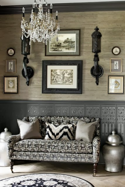 Ethnic Cottage Decor Neutral Territory It Doesn T Have