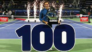 Roger Federer ATP tour title wins