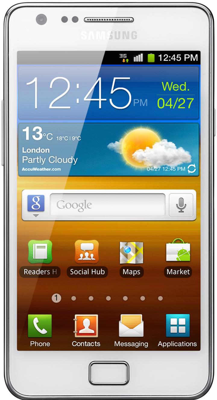 Great Samsung Galaxy S2 GT-i9100/GT-i9100T