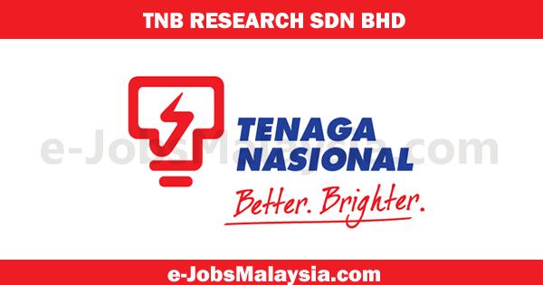 TNB Research Sdn Bhd