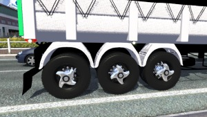 New wheels for trailers by LP