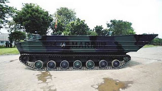 KAPA K-61 Rantis Amfibi