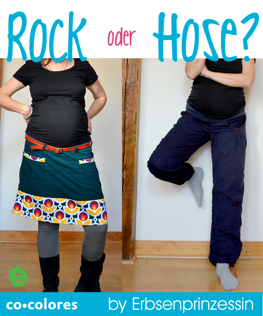 Schwangerschaftsschnitte Die Dritte Rock Oder Hose
