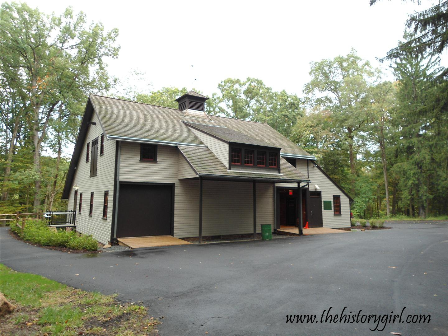 industry  u0026 leisure in the watchung reservation  the