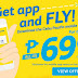 Cebu Pacific Mobile APP Seat Sale! January - March 2017