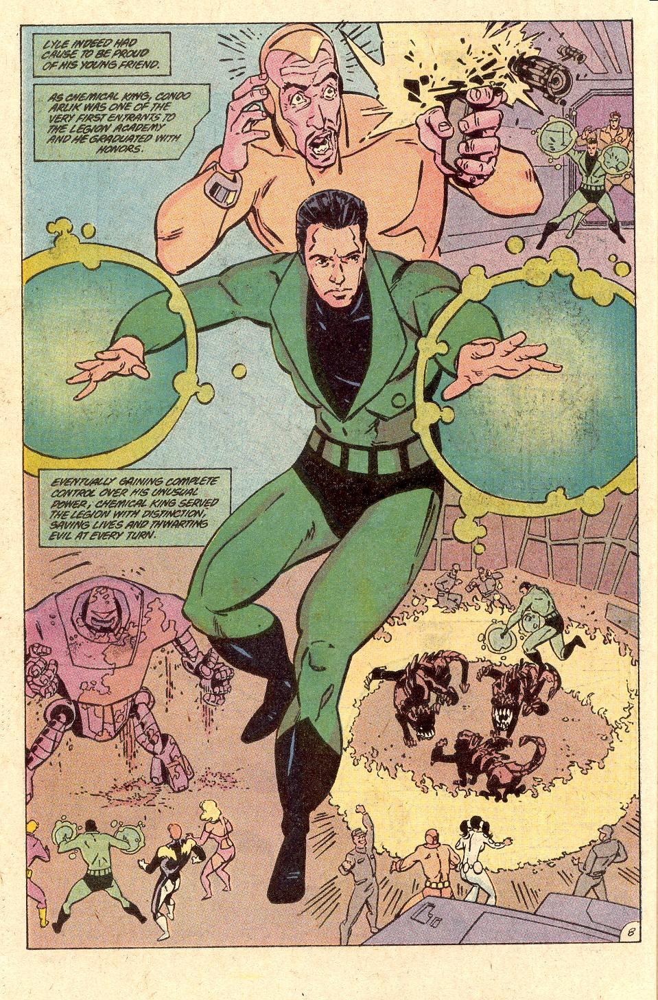 Read online Secret Origins (1986) comic -  Issue #47 - 33