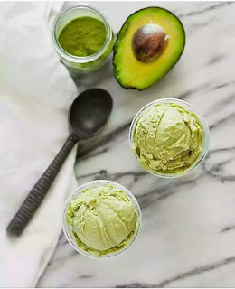 Ide Resep Membuat Ice Cream Avocado