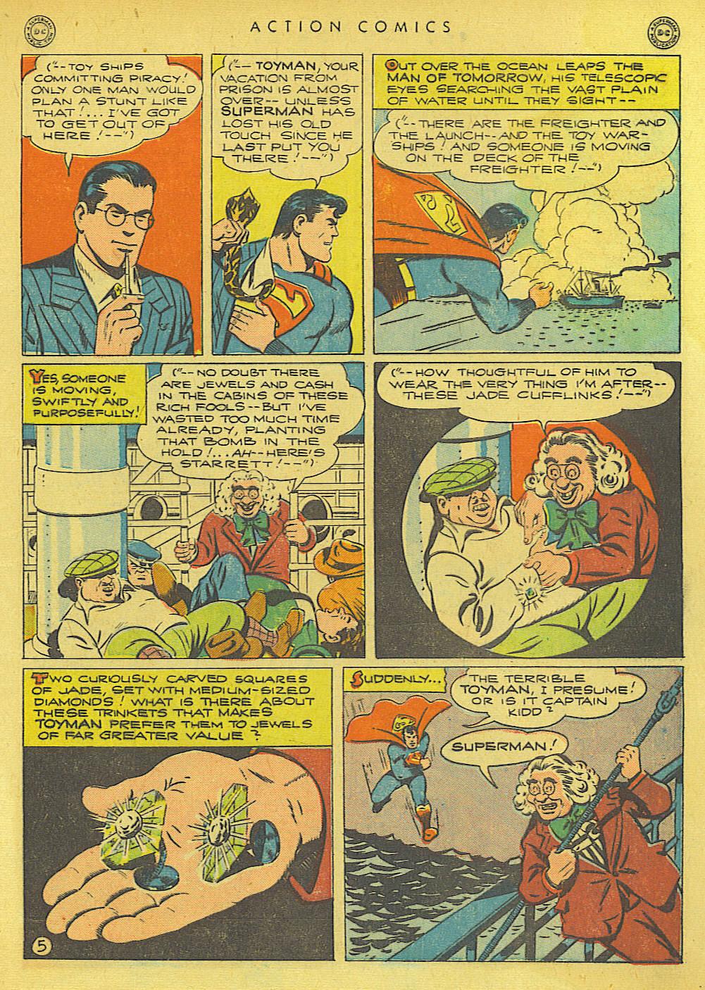 Action Comics (1938) 85 Page 6