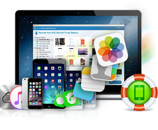 Jihosoft iPhone Data Recovery Terbaru v7.2.7 Full Version