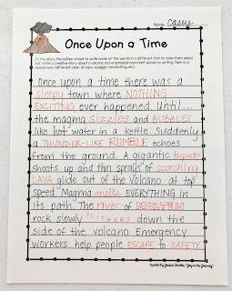 Volcanic Eruption Essay Examples