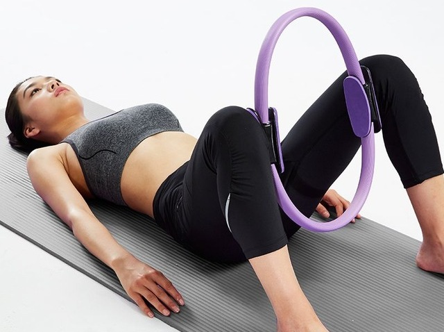 The Advantages of doing Pilates Ring Exercises