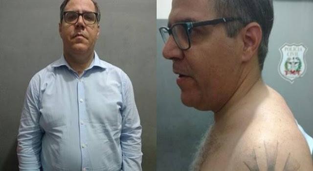 Pastor preso na porta da igreja - Notícias gospel
