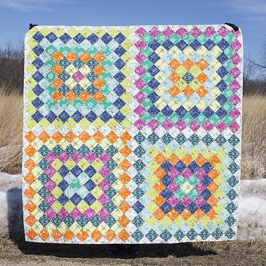 Saddle Up Quilt Free Pattern