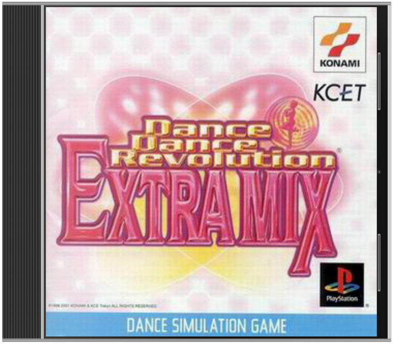 Dance dance revolution extra mix psx iso
