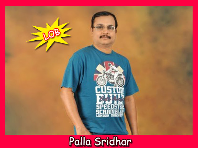 Palla Sridhar from Palla Reviews