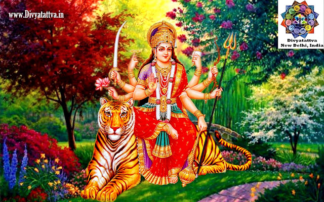Goddess Durga HD Wallpaper free download, Devi Durga kaali Navaratri images photos