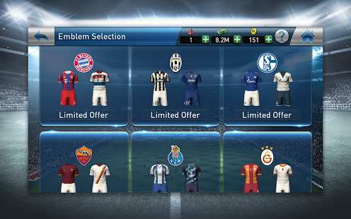 Game PES Club Manager Android