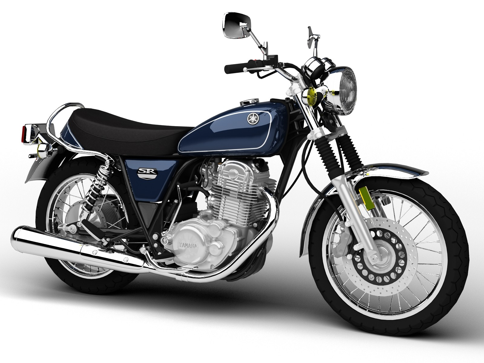 2016 Yamaha Sr400 First Look Hd Picture All Latest New Old Car