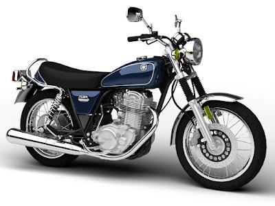 2016 //Yamaha SR400 retro hd pics
