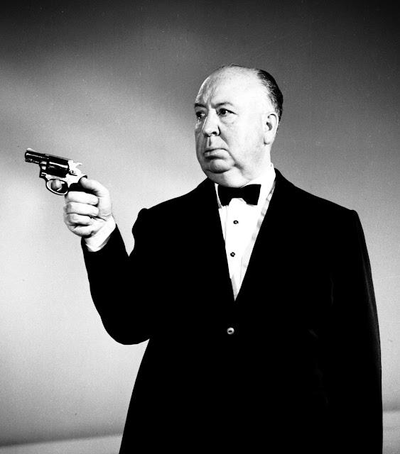 Tres libros sobre Alfred Hitchcock (Autores: Francois Truffaut, Guillermo del Toro y Serge Koster)