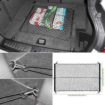Car Trunk Cargo Net