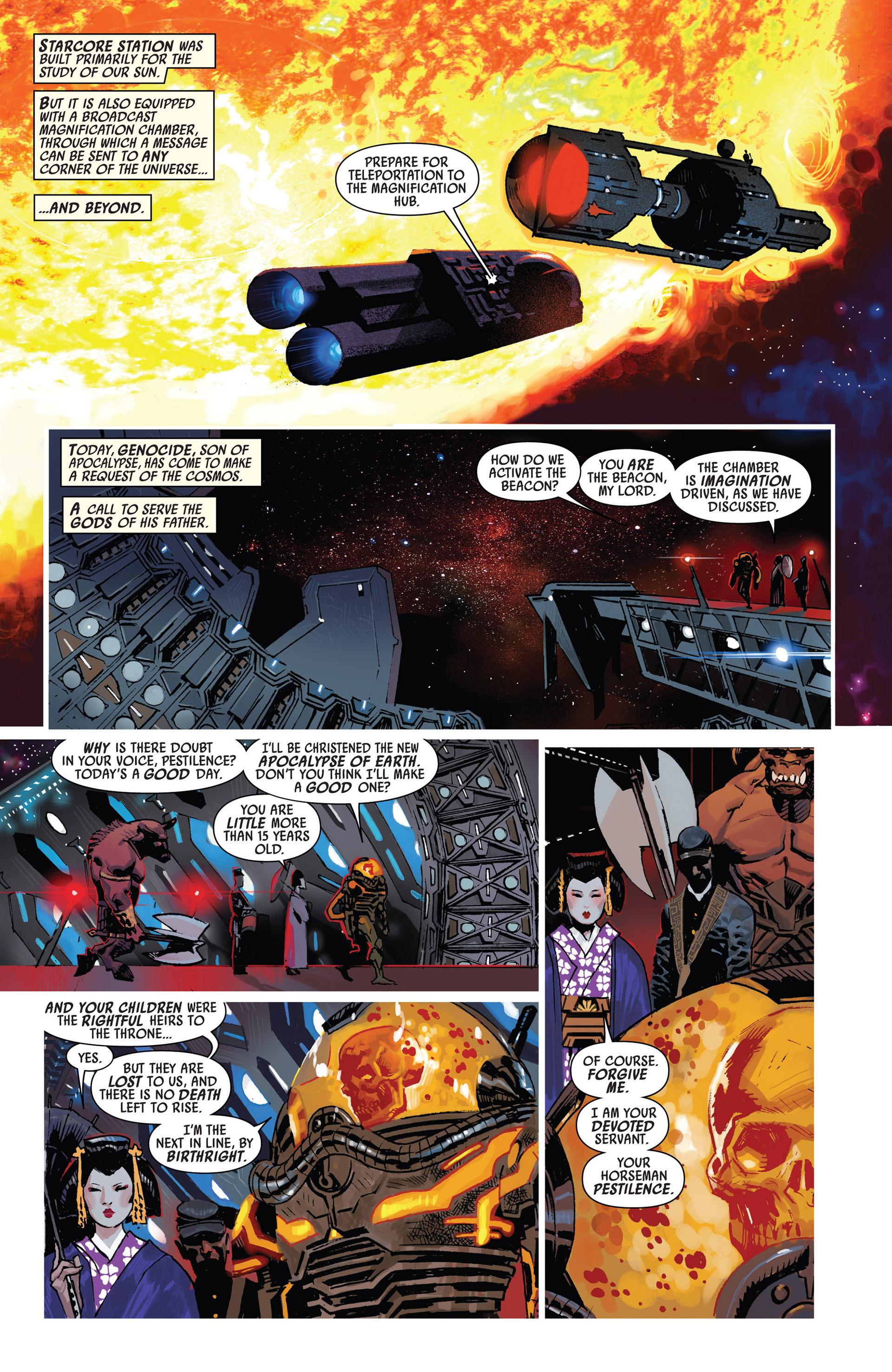 Read online Uncanny Avengers (2012) comic -  Issue #7 - 3