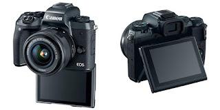 spesifikasi Canon EOS M5