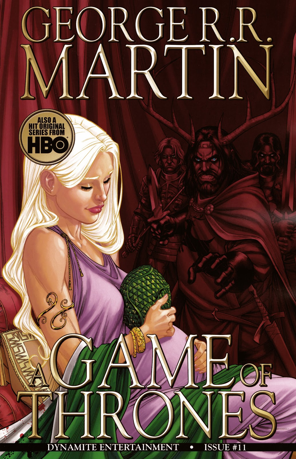 Game Of Thrones Comic Issue #11