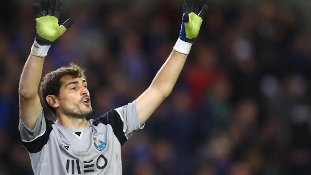 Tertarik ke Serie A, Casillas?