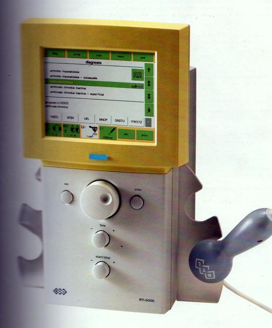 alat ultrasound memberikan kesembuhan pada nyeri lutut