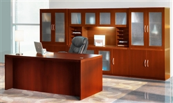 Mayline Aberdeen Desk